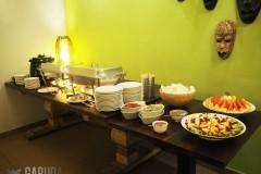 bufet menu Garuda