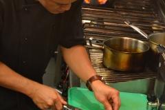 Garudahead chef Faarudin Wau
