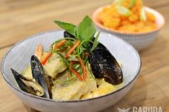 laksa sea food